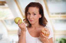 Obst oder Süßes